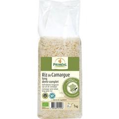 Primeal Halfvolkoren langgraan rijst camargue (1 kilogram)