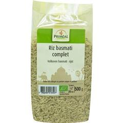 Primeal Volkoren basmati rijst (500 gram)