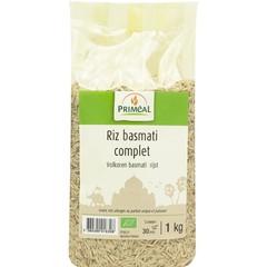 Primeal Volkoren basmati rijst (1 kilogram)