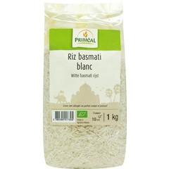 Primeal Witte basmati rijst (1 kilogram)