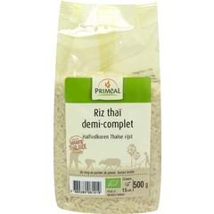 Primeal Halfvolkoren Thaise rijst (500 gram)