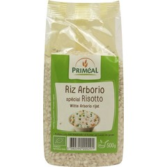 Primeal Witte arborio rijst (500 gram)