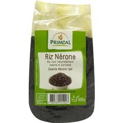 Primeal Zwarte nerone rijst (500 gram)