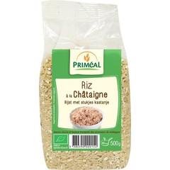 Primeal Rijst met stukjes kastanje (500 gram)
