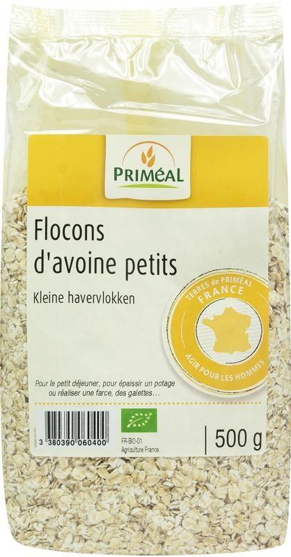 Primeal Primeal Kleine havervlokken (500 gram)