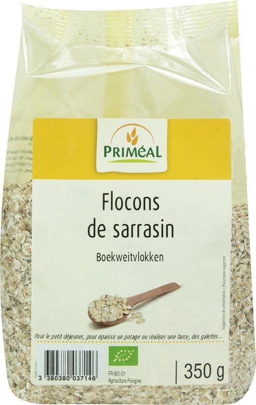 Primeal Primeal Boekweitvlokken (350 gram)
