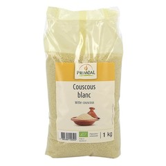 Primeal Couscous wit (1 kilogram)