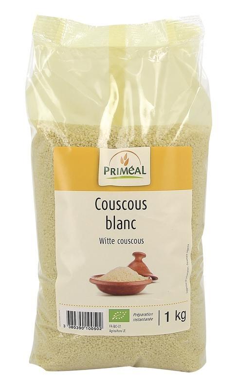 Primeal Primeal Couscous wit (1 kilogram)
