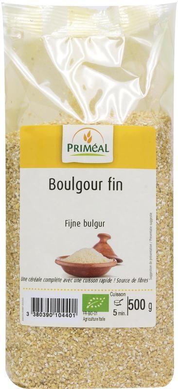 Primeal Primeal Bulgur fijn (500 gram)