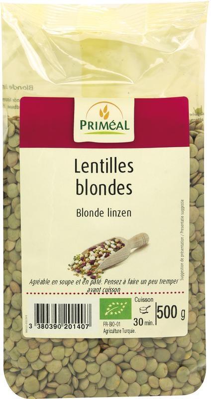 Primeal Primeal Linzen blond (500 gram)