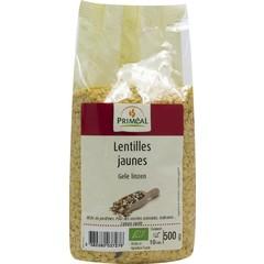 Primeal Linzen geel (500 gram)