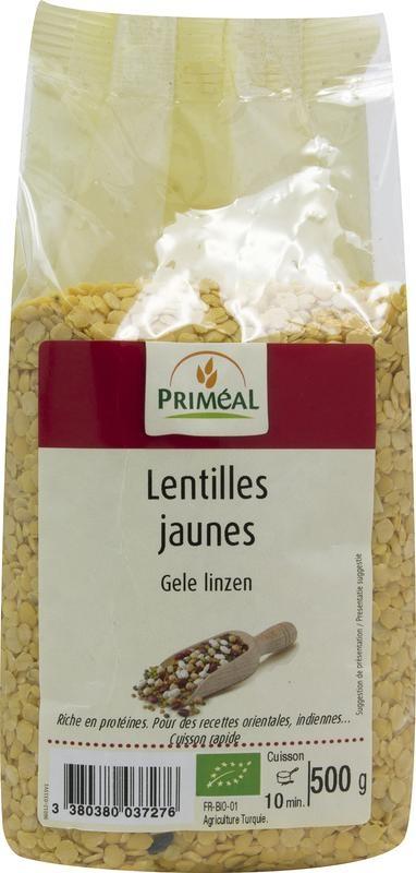 Primeal Primeal Linzen geel (500 gram)