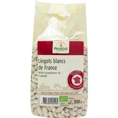 Primeal Witte lingotbonen Frankrijk (500 gram)