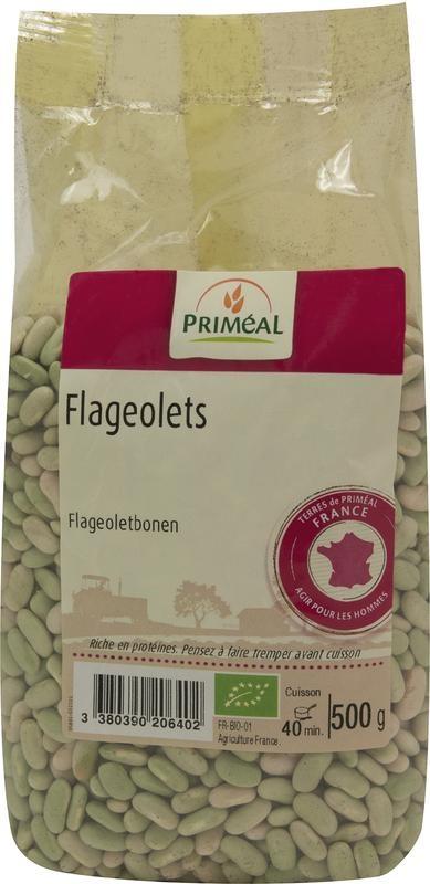 Primeal Primeal Flageoletbonen (500 gram)