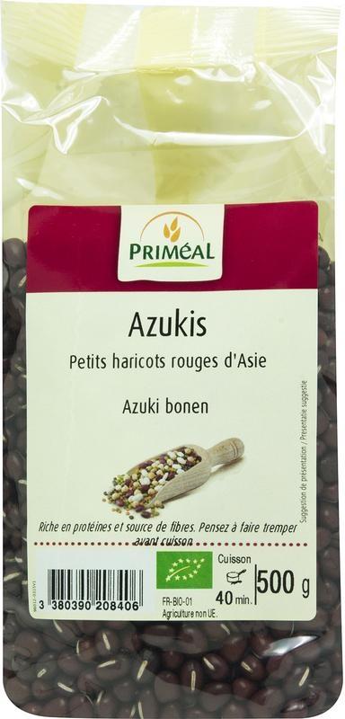 Primeal Primeal Azuki bonen (500 gram)