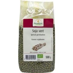 Primeal Sojabonen groen (500 gram)