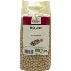 Primeal Sojabonen geel (500 gram)