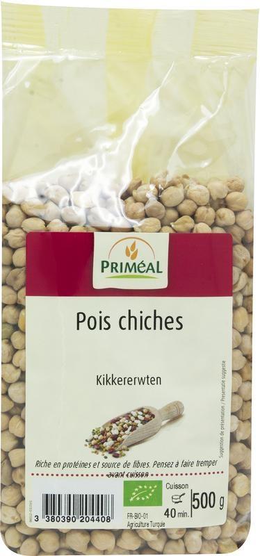 Primeal Primeal Kikkererwten (500 gram)