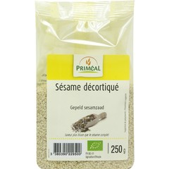 Primeal Gepeld sesamzaad (250 gram)