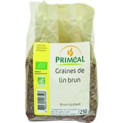 Primeal Lijnzaad bruin (250 gram)