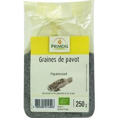 Primeal Papaverzaad (250 gram)