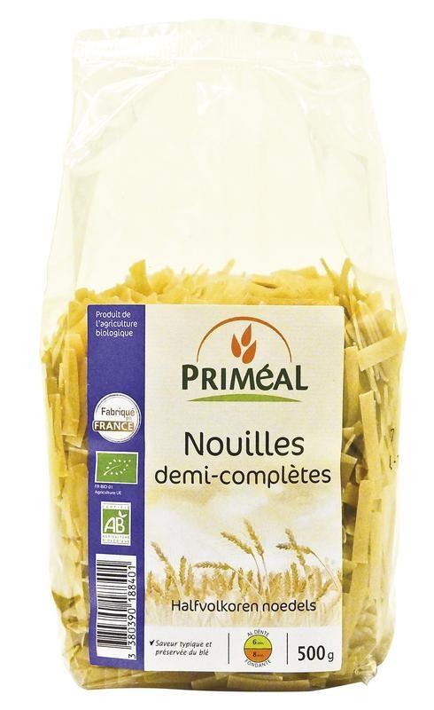 Primeal Primeal Halfvolkoren noedels (500 gram)