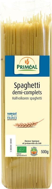 Primeal Primeal Halfvolkoren spaghetti (500 gram)