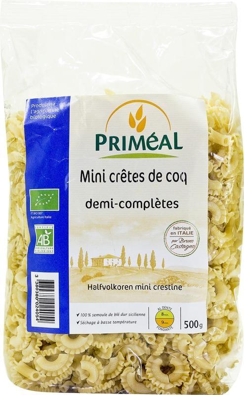 Primeal Primeal Halfvolkoren mini crestine (500 gram)