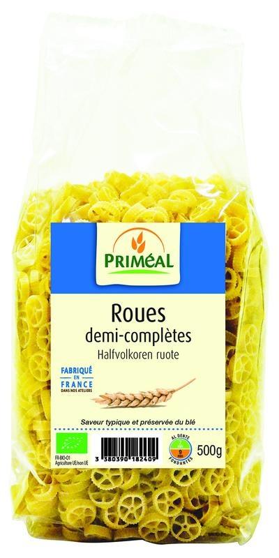 Primeal Primeal Halfvolkoren ruote (500 gram)