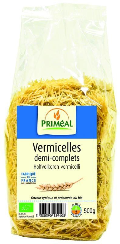 Primeal Primeal Halfvolkoren vermicelli (500 gram)