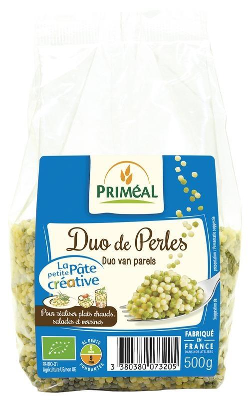 Primeal Primeal Duo van parels (500 gram)