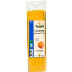 Primeal Spaghetti met verse eieren (500 gram)