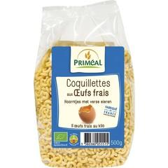 Primeal Hoorntjes met verse eieren (500 gram)