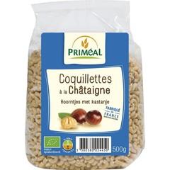 Primeal Hoorntjes met kastanje (500 gram)