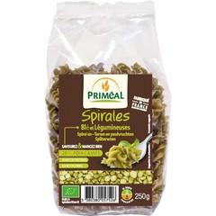 Primeal Spiralen tarwe peulvruchen spliterwten (250 gram)