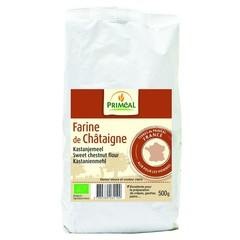 Primeal Kastanjemeel (500 gram)