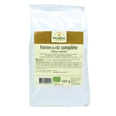 Primeal Volkoren rijstmeel (500 gram)
