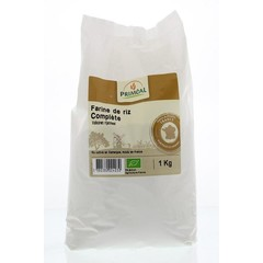Primeal Volkoren rijstmeel (1 kilogram)