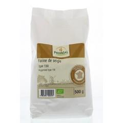 Primeal Roggemeel type 130 (500 gram)