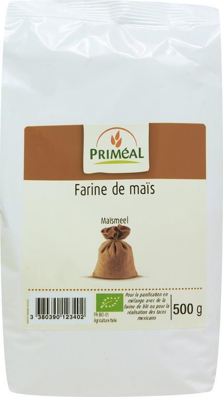Primeal Primeal Maismeel (500 gram)
