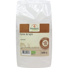 Primeal Lupinemeel (500 gram)