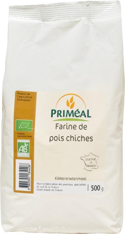 Primeal Primeal Kikkererwtenmeel (500 gram)
