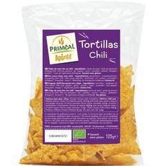 Primeal Tortillas chili (125 gram)