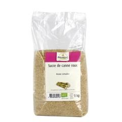 Primeal Bruine rietsuiker bio (1 kilogram)