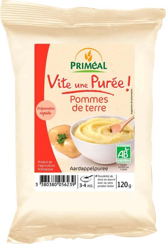 Primeal Primeal Instant aardappelpuree (120 gram)