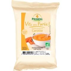Primeal Instant aardappelpuree met wortel (120 gram)
