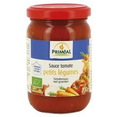 Primeal Tomatensaus met groenten (200 gram)