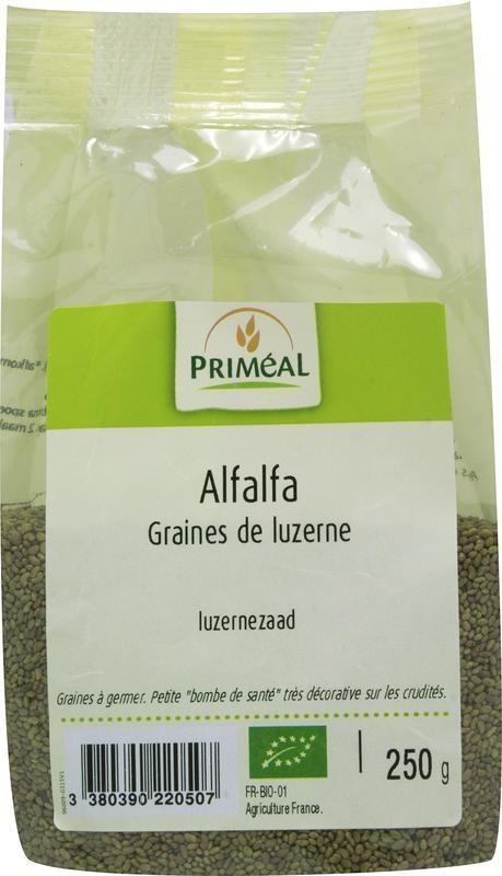 Primeal Primeal Luzernezaad (250 gram)