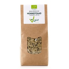 Vitiv Hennepzaad (500 gram)