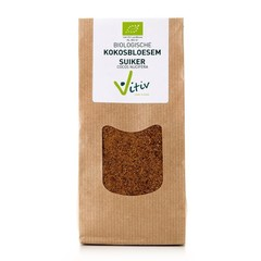 Vitiv Kokosbloesemsuiker (250 gram)